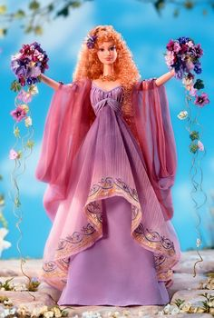 Goddess of Spring™ Barbie® Doll | Barbie Collector