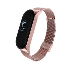 """Universe of goods - Buy """"Mi Band 3 Wrist Strap Metal Screwless Stainless Steel For Xiaomi Mi Band 3 Strap Bracelet Miband 3 Wristbands Pulseira for only USD. Smartwatch, Wearable Device, Steel Metal, Metal Bracelets, Technology Gadgets, Cool Things To Buy, Stuff To Buy, Cute Jewelry, Watches"""