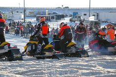CSRA Snowcross 2012.  Canadian snowcross events See how AMSOIL INTERCEPTOR Synthetic 2-Stroke Oil meets the unique demands of the SKI-Doo Rotax E-TEC engine. Share this photo