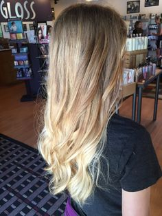 Obsessed with this ombre