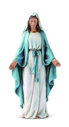 Our Lady of Grace Blessed Virgin Mary Catholic Statue | eBay