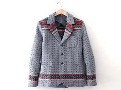 Steven Alan Stuart Blazer  Three buttons, if you please. A Fair Isle wool blazer is great for herding sheep — or brunch.  Available at stevenalan.com, $525.