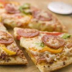 Пицца настоящая
