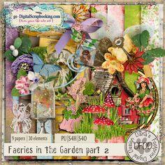 Faeries in the Garden Add On
