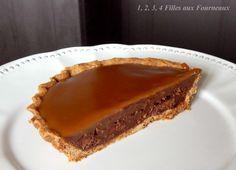 """Lorsque j'ai vu cette recette sur le blog """"My Home-Made"""", j'ai tout de suite eu envie de la tester mais vu le nombre de calories qu'il y a pour chaque bouchée, je ne me voyais pas la faire pour nous 5. J'ai donc attendu que ma fille me demande un dessert..."""