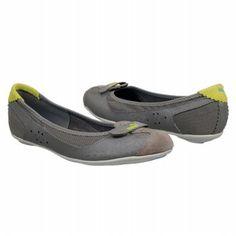 Puma Zandy Mesh Outsider Shoes (St Gry/Brt Chartreus) - Women's Shoes - 10.5 M