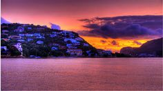 The Heads of the Knysna Lagoon in sunset, South Africa Beautiful Sky, Beautiful Gardens, Pretty Pictures, Cool Photos, Knysna, Kwazulu Natal, Port Elizabeth, Hdr Photography, Places Ive Been