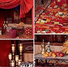 Morocco Style Idea Decoration
