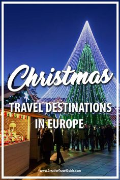 Christmas is my favourite time of the year and Christmas in Europe - no matter which city you visit is simply magical. That being said, I have asked expert travellers what their favourite European Christmas destination is and these are their favourites. Christmas Markets Europe, Christmas Travel, Holiday Travel, Road Trip Europe, Europe Travel Guide, Travel Abroad, European Destination, European Travel, Christmas Destinations