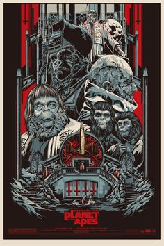 Planet of the Apes by Ken Taylor <3
