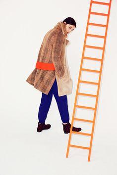 Sonia by Sonia Rykiel | Fall 2014 Ready-to-Wear Collection | Style.com [Photo: Courtesy of Sonia by Sonia Rykiel]