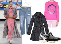 How to Wear Colour in the Winter
