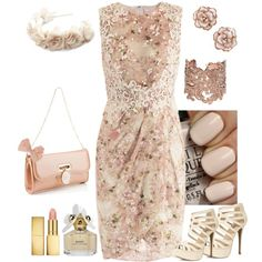 """Best Dressed Wedding Guest"" by seaclass on Polyvore"