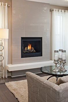 Fireplace mantle & table centerpieces
