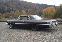 1963 1/2 Ford Galaxie 500 Fastback Classic Car Garage, Ford Classic Cars, Classic Cars Online, Mercury Marauder, Ford Lincoln Mercury, Old Fords, Cadillac Eldorado, Ford Fairlane, Hot Rides