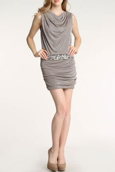 Megan Dress. I'd love to have this in every color.