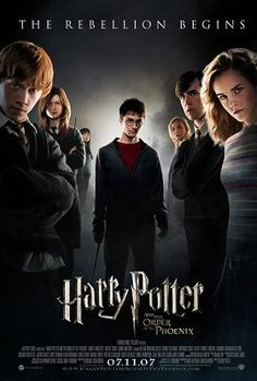 Harry Potter and the Order of the Phoenix, 2007