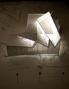 Parque de Investigacion Innovacion y Tecnologica; Centro de Desarrollo de Ventajas Competitivas   Brooks + Scarpa   Archinect