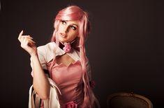 #Euphemia cosplay from Code Geass