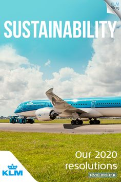 Enabling our passengers to compensate their carbon emissions is one of the ways KLM is trying to become the most sustainable airline possible. We need your help though! Co2 Emission, We Need You, Activities To Do, Resolutions, Sustainability, Blog, Positivity, Enabling, Kids