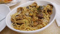 Pasta alle Vongole (Pasta with Clams)