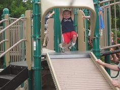 Giggle. Play. Connect. brings children of all abilities together at inclusive playground and creates huge smiles