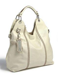 PLINIO VISONA '- NEW OXFORD 2way leather shoulder bag