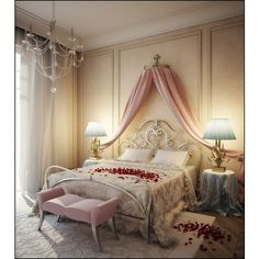 Bedroom Feature Walls ❤ liked on Polyvore featuring rooms, bedrooms, pictures, design and houses