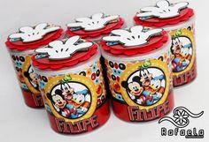 Batata Pringles Turma do Mickey  Fito em qq tema!  Peça já o seu! R$ 8,61 Festa Mickey Baby, Fiesta Mickey Mouse, Mickey Mouse Clubhouse Party, Mickey Mouse Birthday, Kids Party Decorations, Party Themes, Mikey Mouse, Party Giveaways, Mouse Parties