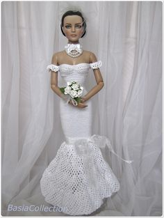 Wedding dress made by BasiaCollection