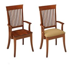 Amish Harrison Dining Chair - Keystone Collection