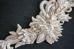 Bridal sash - Seeds from MillieIcaro