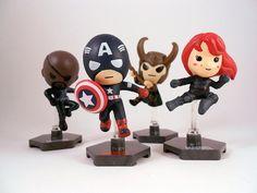 Marvel Avengers Grab Zags Assemble!