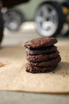 world peace cookies IV by shauna | glutenfreegirl, via Flickr. - these are sooo yummy!!