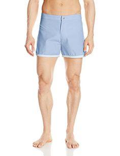 parke & ronen Men's Solid Twill 4 Inch Mykonos Swim Short  http://www.allmenstyle.com/parke-ronen-mens-solid-twill-4-inch-mykonos-swim-short/