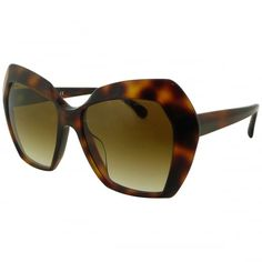 be51d7d394 Chanel Ex-display Ladies Tortoise Butterfly Sunglasses With Bronze Gradient  Lenses. Model Number