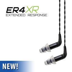 Etymotic Noise-Isolating High-Fidelity Earphones Over 30 years ago, Etymotic invented noise-isolating, in-ear earphones. Etymotic's original design, develop In Ear Monitors, In Ear Headphones, Ears, Studio, Over Ear Headphones, Ear, Studios
