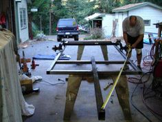 This is a step by step guide on how to build a trailer that is better than factory made trailers. Trailer Awning, Trailer Axles, Car Trailer, Utility Trailer, Tent Trailers, Trailer Plans, Trailer Build, Homemade Trailer, Diy Teardrop Trailer