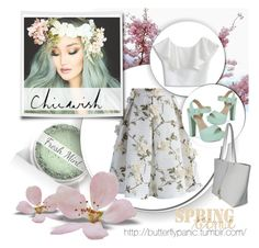 """""""CHICWISH-Contest"""" by melisa-hasic ❤ liked on Polyvore featuring Chicwish, Call it SPRING and chicwish"""