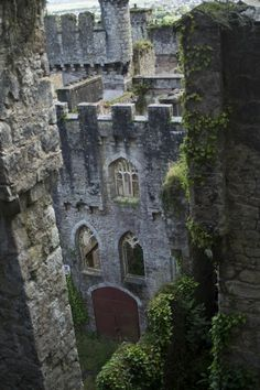 Château Gwrych, Pays de Galles