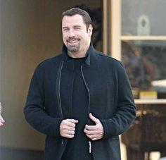 john travolta/that smile never gets old :)