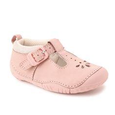 Start-rite Baby Bubble Infant Girls Berry Shoe
