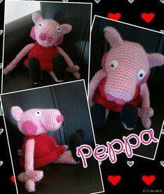 Peppa Pig Peluche!
