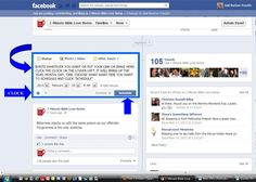 1-Minute Bible Love Notes: How To Schedule a FB Page