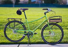 Civia cargo bike