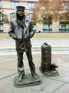 United States Navy Memorial in Washington DC, D.C.