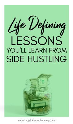 Life Defining Lesson You'll Learn From Side Hustling and How Side Hustles Can Turn Into A Full Time Income with Nick Loper