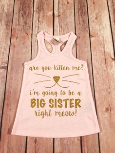 Big sister club certificate sister pinterest for Big sister birth announcement shirts