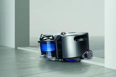 Dyson 360 Eye robotic vacuum cleaner Dyson's new robotic vacuum cleaner will map your room and then make it sparkle