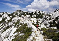 Velebit, Chorwacja